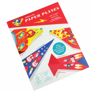 Творчески комплект оригами - Самолети Rex London - Самолети MT28021