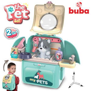 Детска раница с домашен любимец Buba - Куче