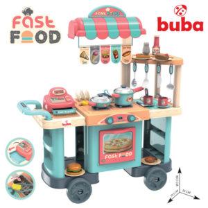 Детски ресторант на колела Buba Kitchen trolley