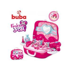Малка детска тоалетка за игра Buba So Fashion