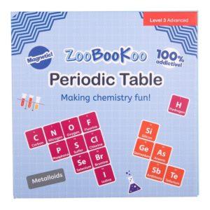 Образователна магнитна книга - Периодичната таблица Bigjigs MTZCC7040