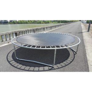 Платно за покриване на батут за скачане Buba - 366 см