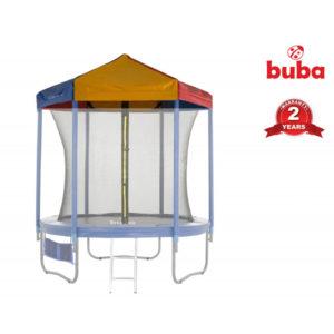 Сенник/тента за батут Buba с вътрешна мрежа - 244 см